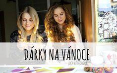 Tipy na dárky na Vánoce | DIY Christmas presents | Lucy&Theodora
