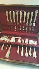 Alvin Bridal Bouquet 33 pcs Sterling silver flatware