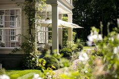 Великолепный особняк в Нидерландах | Пуфик - блог о дизайне интерьера