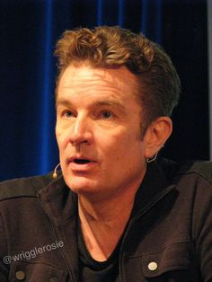 #JamesMarsters 2016 Pic of the Day by @wrigglerosie Day 125: 4th May Event: Wales Comic Con April 2016