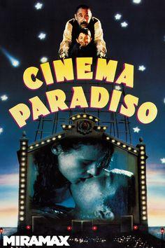 Cinema Paradiso (1988) | Academy Award Winner for Best Foreign Language Film