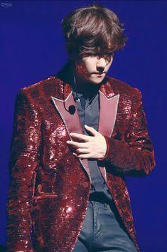 Baekhyun [HQ] 190416 Magical Circus Concert Tour in Saitama Hapkido, Exo Members, Exo K, Chanbaek, Kaisoo, Saitama, Most Beautiful Man, Beautiful People, Suho