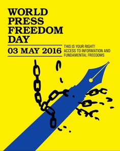 World Press Freedom Day 03 May 2016