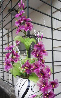 Cung cấp hoa voan sỉ và lẻ, giá rẻ nhất thị trường, nhận đặt làm theo yêu cầu   Cây giả - Hoa giả nghệ thuật   Trang 9 - Touch Version