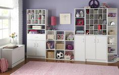 Playroom Organizing System.  Home Organizers (BTS)