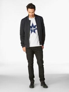 'Eureka Flag' Premium T-Shirt by hitpointer Eureka Flag, Eureka Stockade, Dark Star, Large Prints, Tshirt Colors, Fitness Models, Cool Designs, Stars, How To Wear