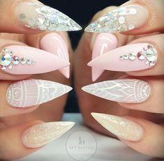 like the design hate the nail shape