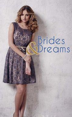 Brides and Dreams tiene el vestido perfecto para tus eventos especiales!! Te esperamos en Portal de Bodas Guatemala con #NuevaColeccion en vestidos cortos.