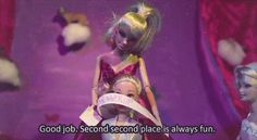 """Web series """"The Most Popular Girls In School"""" melds Barbies with characters that could exist in Mean Girls and Bring It On and if you haven't yet watched it, do so now. And then let's all enjoy some of their best moments yet. [Language is NSFW]"""