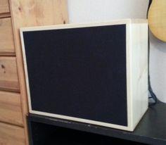 Building a 1x12 Speaker Cabinet