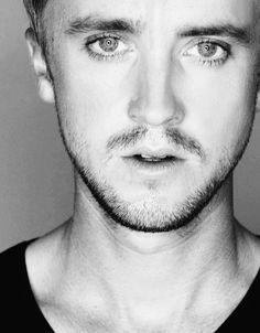 tom felton - Again, the eyes have it.
