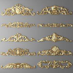 Beautiful gold~