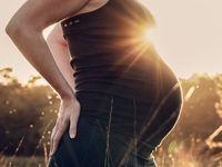 Zwangerschapsfoto's on Pinterest