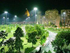 Flamengo landfill Burle Max garden design