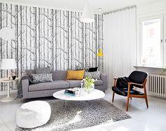 Design your home: Uniwersalność bieli, jak ożywić jasne wnętrza