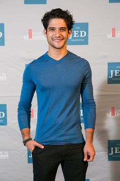 "Tyler Posey at the JED Foundation 14th Annual ""The Brightest Night"" Gala"