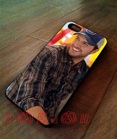 luke bryan country singer For iphone 4/4s case, iphone 5/5s,iphone 5c, samsung s3 i9300 case, samsung s4 i9500 case in Paejah on Etsy, $13.00