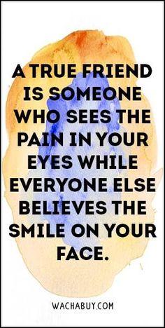 Friendship Quotes - Close Friends are Truly Treasure