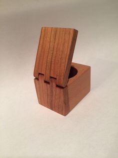 A personal favorite from my Etsy shop https://www.etsy.com/listing/453074378/beech-and-cherry-ring-box