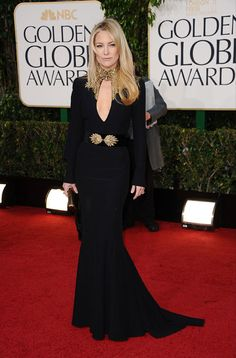 @sonyabattla2 Kate Hudson at the Golden Globes 2013 in Alexander McQueen is by far the best look ive seen in a while on a celeb