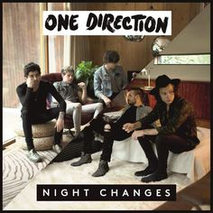 Caratula Frontal de One Direction - Night Changes (Cd Single)
