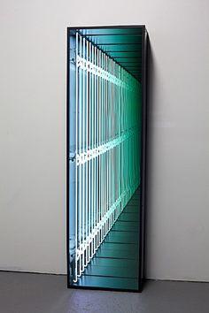 """""""Post"""" (2012) by Iván Navarro"""