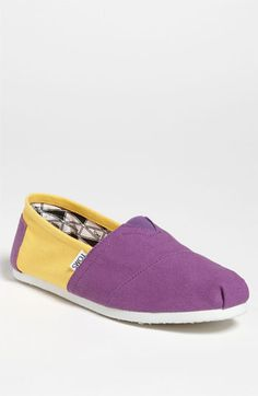 TOMS 'Campus Classics - Slip-On (Men) available at #Nordstrom      KIDDING!