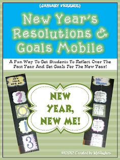 An Educator's Life: Bring in the NEW YEAR with a...MOBILE!