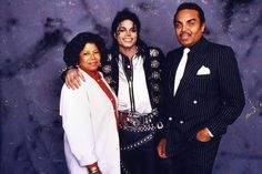 MJ and his parents