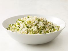Sesame Rice With Scallions Recipe : Food Network Kitchen : Food Network - FoodNetwork.com