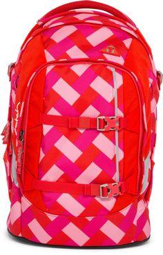 bc9c62c3399de Der Schulrucksack von Satch! Durch sein auffallendes Design perfekt für  junge Mädels! Schule