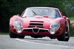 Alfa Romeo Giulia TZ2 A.L.F.A. Roméo (Anonima Lombarda Fabricca Automobili) Roméo (Nicola Roméo)