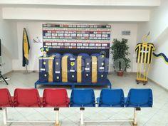 Juve Stabia, restyling per la sala stampa!