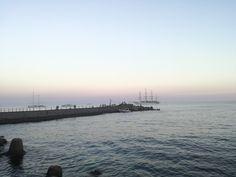 Amalfi al tramonto.