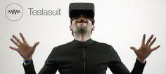 El traje que te permite sentir la realidad virtual en todo el cuerpo
