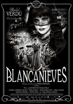 Blancanieves Spanish silent drama directed by Pablo Berger Old Posters, Movie Posters, Movies To Watch, Good Movies, Movies Free, Rap, Evil Stepmother, Don Carlos, Cinema
