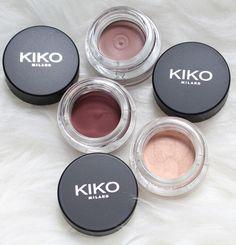 Check my review for KiKo Eyeshadows