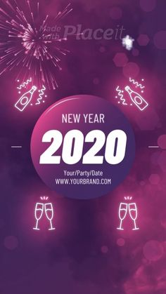 Fancy iPhone Mockups & App Demo Videos by Placeit New Years Eve Quotes, New Year Wishes Quotes, Happy New Year Quotes, Quotes About New Year, Happy New Year Pictures, Happy New Year Wishes, Happy New Year Greetings, New Year Card Design, Happy New Year Design