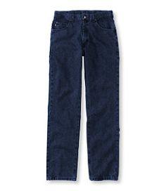 #LLBean: Double L Jeans, Classic Fit