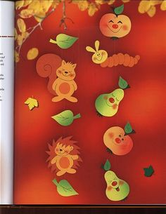 Risultati immagini per herbst paper craft Cheap Fall Crafts For Kids, Easy Fall Crafts, Art For Kids, Diy And Crafts, Arts And Crafts, Fall Diy, Autumn Trees, Autumn Leaves, Fall Paper Crafts