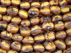 """Fresh Chestnuts are the only """"nuts"""" that contain vitamin C..."""