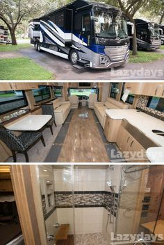 The Ultimate RV for & 2018 American Coach American Eagle Luxury Motorhomes, Motorhomes For Sale, Class A Motorhomes, Travel Trailers For Sale, Rv Trailers, Rv Campers, Camper Van, Coach Travel, Class A Rv