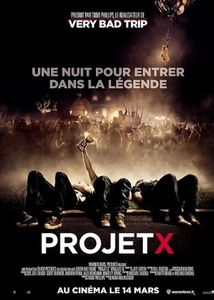 Projet X Film streaming VF en français [HD]