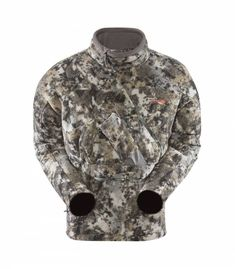 Sitka Jackets and Shirts Sitka Fanatic Jacket Optifade Elevated II Medium at Archery Country, experts in archery supplies, bow hunting gear and archery equipment. Hunting Camo, Hunting Jackets, Hunting Clothes, Survival Clothing, Survival Gear, Survival Equipment, Archery Equipment, Sweatshirt Outfit, Sitka Gear