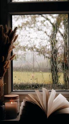 Rain Photography, Aesthetic Photography Nature, Nature Aesthetic, Beautiful Photos Of Nature, Beautiful Places, Aesthetic Backgrounds, Aesthetic Wallpapers, Cozy Rainy Day, Rainy Days