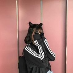 Discover recipes, home ideas, style inspiration and other ideas to try. Mode Ulzzang, Ulzzang Korean Girl, Cute Korean Girl, Asian Girl, Ullzang Girls, Cute Girls, Korean Aesthetic, Aesthetic Girl, Ulzzang Girl Fashion