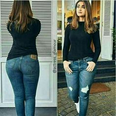 Sexy Jeans, Skinny Jeans, Ileana D'cruz Hot, Chica Cool, Without Makeup, India Beauty, Bollywood Actress, Bollywood News, Sexy Outfits