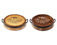 Look what I found at UncommonGoods: personalized lazy susan... for $185 #uncommongoods
