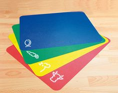 multi colour coded anti bacterial hygienic odour free cutting chopping mats