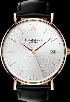 c5738c27042 AMBASSADOR HERITAGE WATCH  LUXURY WATCHES Luxury Watches For Men